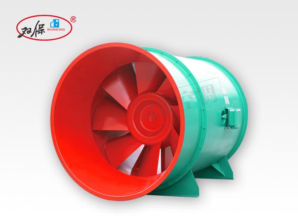 PYHL高效低噪排煙風機