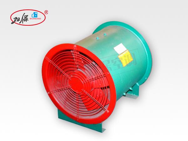 DZ低噪軸流風機