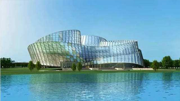 安徽阜陽大劇院(城南新區博物館)
